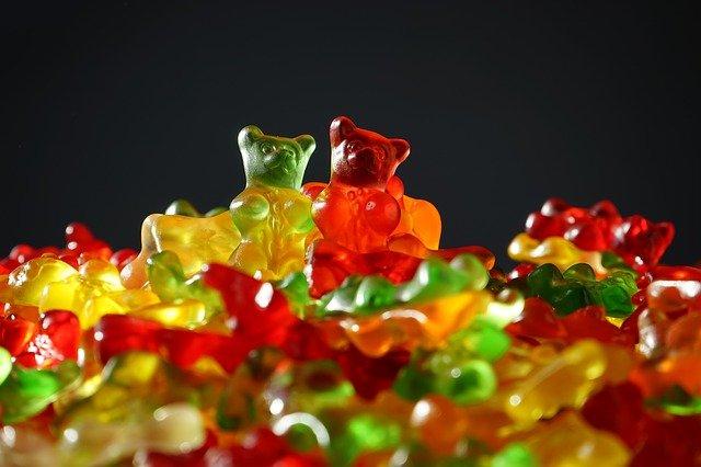 najmniej kaloryczne słodycze